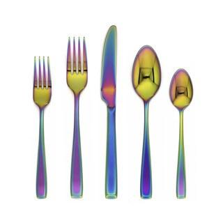 Cambridge Silversmiths Logan Rainbow Mirror Flatware (20-piece Set)