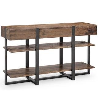 reclaimed wood mug rack urban rustic. Prescott Modern Reclaimed Wood In Rustic Honey Console Table Mug Rack Urban T