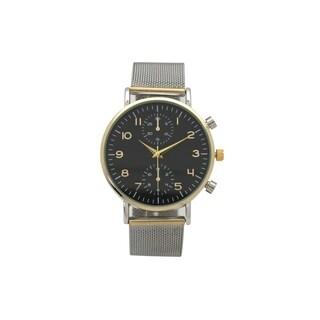 Olivia Pratt Women's Mesh Band Watch