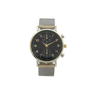 Olivia Pratt Women's Mesh Band Watch|https://ak1.ostkcdn.com/images/products/16941349/P23230219.jpg?impolicy=medium