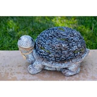 Alpine Turtle Garden Statue