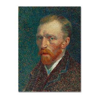 Van Gogh 'Self Portrait' Canvas Art