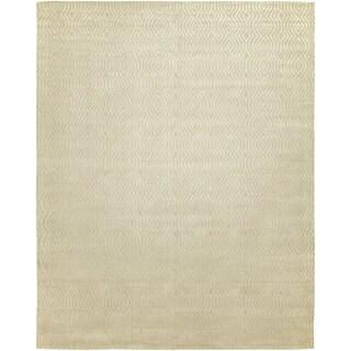 Avalon Linen Handmade Area Rug (9' x 12')