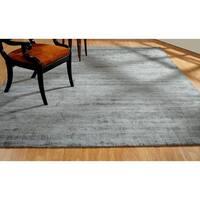 """Aero Spa Marl Handmade Area Rug (7'6 x 9'6) - 7'6"""" x 9'6"""""""