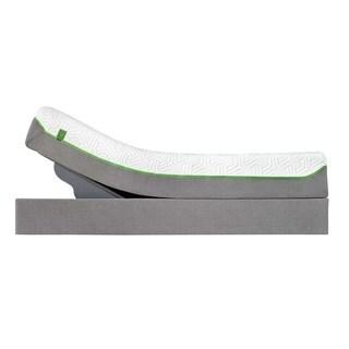 Tempur-Pedic TEMPUR-Flex Supreme 11.5-inch Split King-size UP Adjustable Mattress Set +$300 Gift Card