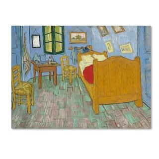 Van Gogh 'The Bedroom' Canvas Art