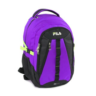 Fila Voltage Purple 15-inch Laptop Backpack