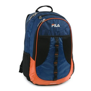 Fila Radius Tablet and 15-inch Laptop School Backpack
