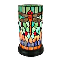 Amora Lighting AM270ACC Tiffany Style Table Accent Lamp