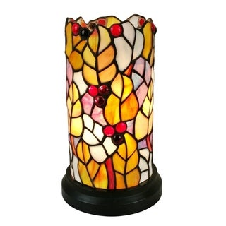 Amora Lighting AM269ACC Tiffany Style Table Accent Lamp