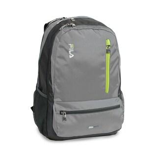 Fila Nexus Tablet and 15-inch Laptop School Backpack - 5 Pockets