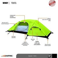 NTK Windy1 Man Dome Bivy Lightweight Tent