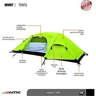 NTK Windy1 Man Dome Bivy Lightweight Tent
