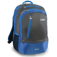 Fila Duel Tablet and 15-inch Laptop Backpack