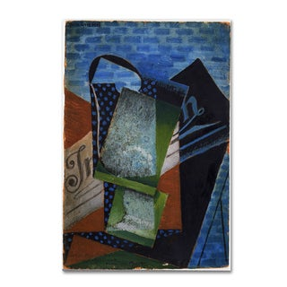 Juan Gris 'Abstraction' Canvas Art