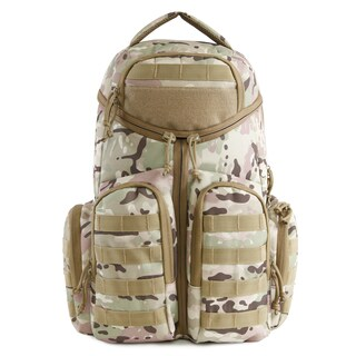 Highland Tactical Strike Heavy Duty Tactical 15-inch Laptop Backpack