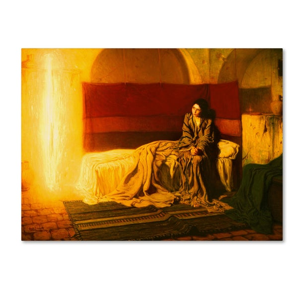 Shop Henry Ossawa Tanner The Annunciation Canvas Art