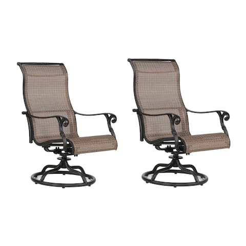 South Ponto Sling Swivel Rocker (Set of 2)