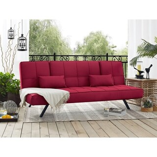 Serta Capri Pool and Deck Convertible Sofa by Lifestyle Solutions (2 options available)