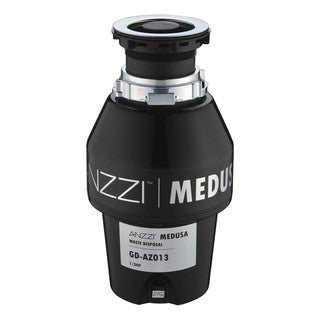 ANZZI Medusa Series 1/3 HP Continuous Feed Garbage Disposal