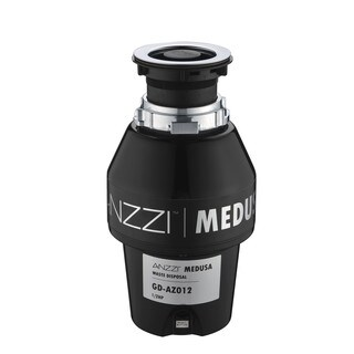 ANZZI Medusa Series 1/2 HP Continuous Feed Garbage Disposal