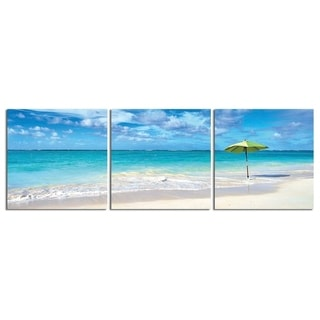 "Elementem Photography: ""Shade"" Photography Print 3-Panel Panoramic Wall Art"