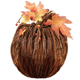 Large Twig Pumpkin