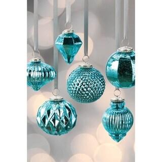 Assorted Mercury Ball Ornaments