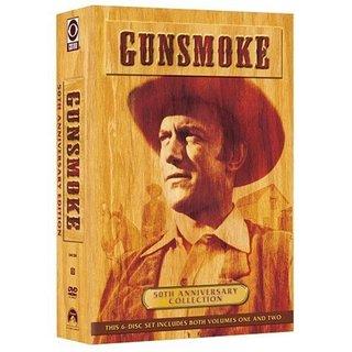 Gunsmoke: 50th Anniversary Edition Vols 1 & 2 (DVD)