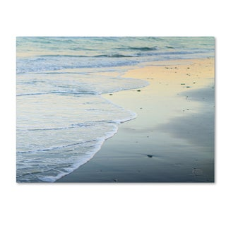 Brookview Studio 'Beach at Sunrise' Canvas Art
