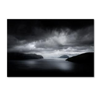 Philippe Sainte-Laudy 'A Light in the Darkness' Canvas Art
