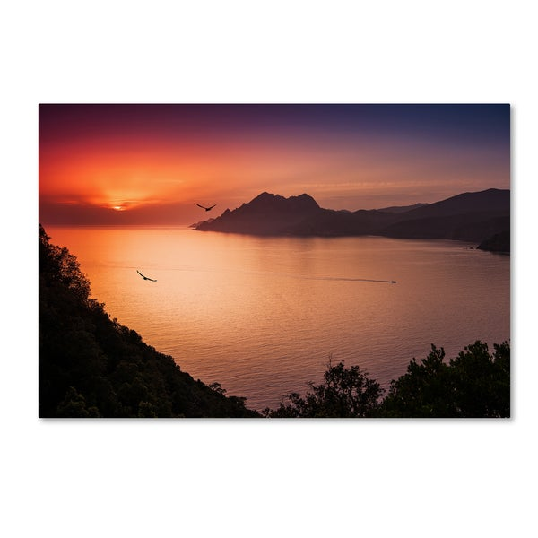Philippe Sainte-Laudy 'More Today Than Yesterday' Canvas Art