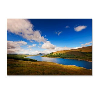 Philippe Sainte-Laudy 'Let There Be Light' Canvas Art