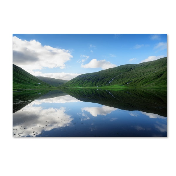 Philippe Sainte-Laudy 'End of the Line' Canvas Art