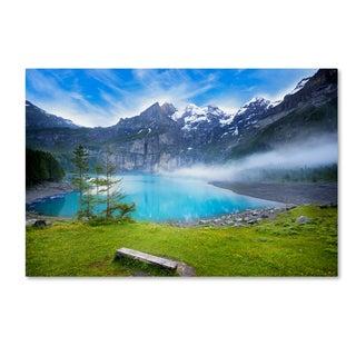 Philippe Sainte-Laudy 'Beautiful Switzerland' Canvas Art