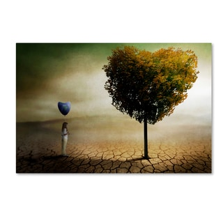 Ben Goossens 'A Heart For The World And Nature' Canvas Art