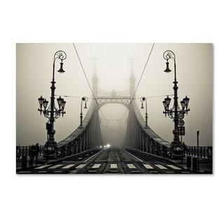 Arminmarten 'The Bridge' Canvas Art