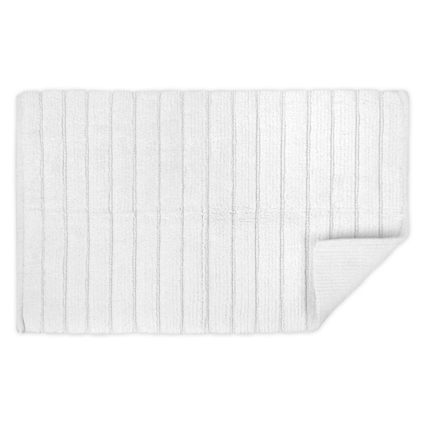21x34-inch Ribbed Bath Rug