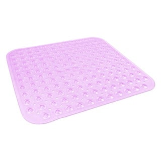 Square Vinyl Bath Mat