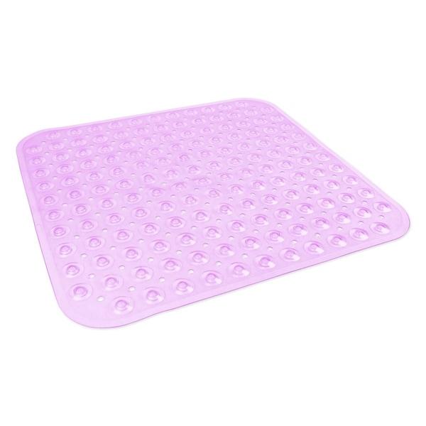 Square Vinyl Bath Mat