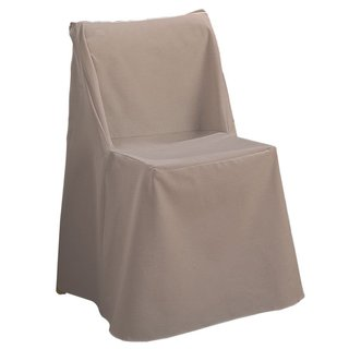 Sure Fit Cotton Duck Folding Chair Slipcover