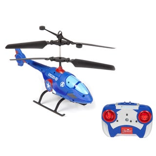 Marvel Captain America Shaped 2 Ch IR Helicopter