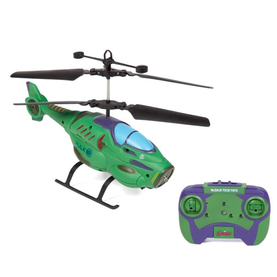 Marvel Hulk Shaped 2 Ch IR Helicopter