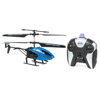 Neptune 2.5CH Gyro IR Helicopter - Red