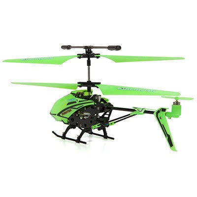 Glow in the Dark Phantom 3 5CH Electric IR RC Helicopter