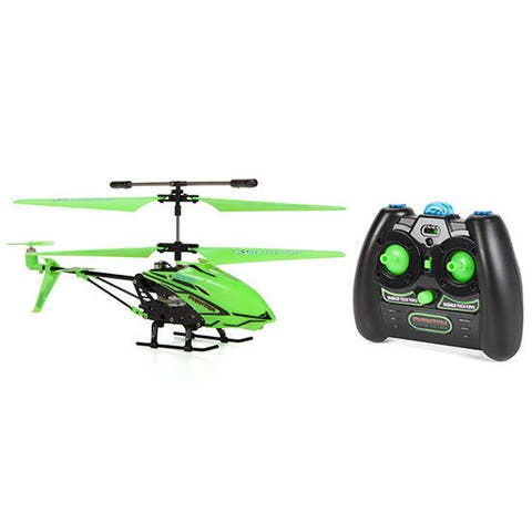 Glow in the Dark Phantom 3.5CH Electric IR RC Helicopter