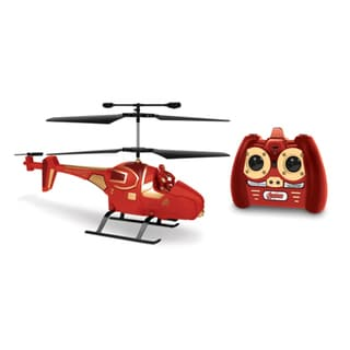 3.5ch Iron Man with Figure Marvel IR Helicopter
