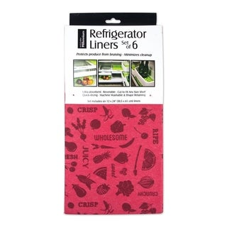 Link to Red Fridge Liners Similar Items in Kitchen