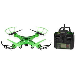 Link to Striker-X Glow-In-The-Dark 2.4GHz 4.5CH RC HD Camera Drone Similar Items in Remote Control Toys