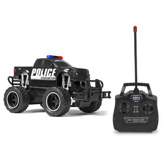 Rc cars trucks for less overstock ford f 150 police 124 rtr electric rc monster truck sciox Choice Image